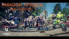 Paragon - Setup a Base Character