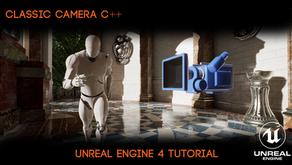 C++ Classic Camera Tutorial