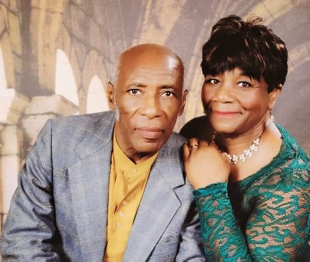 Pastor John S. Miller Sr. and First Lady Veronica Miller