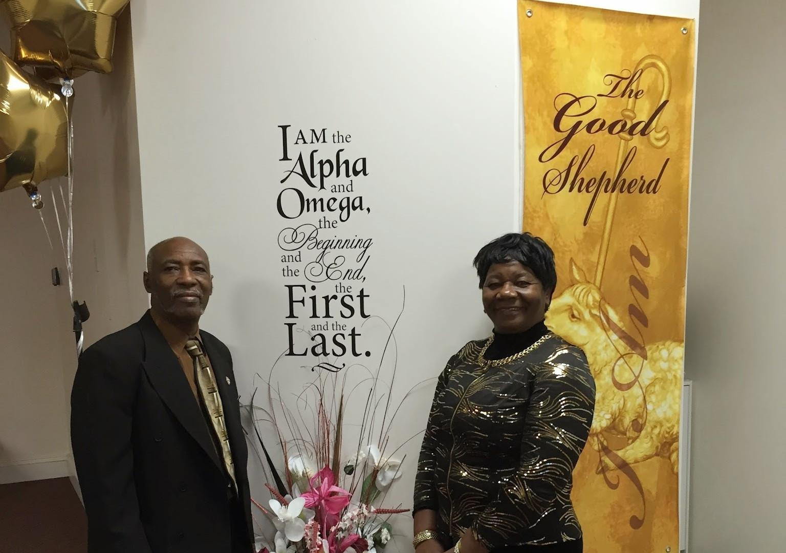 Pastor John S. Miller, Sr. and First Lady Veronica Miller