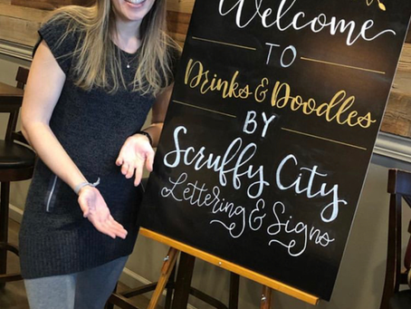 #Proprofile of Erin Scruffy City Letters