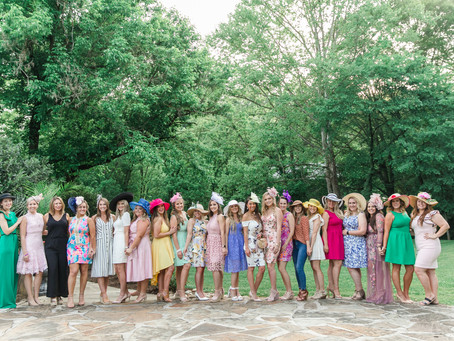 Derby Day with the East TN Boss Babes!
