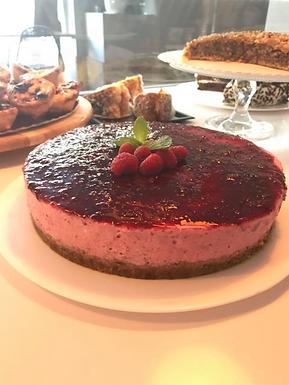 Cheesecake aux Fruit Rouges | la part