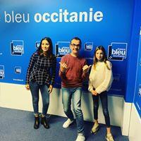 Lucie et Hizia FRANCE BLEUE OCCITANIE av