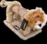PN_113017-LION_Animal_Shp_Scratcher_CAT.