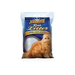 PRINCESS_CAT_LITTER_CLUMPING_REGULAR_5KG