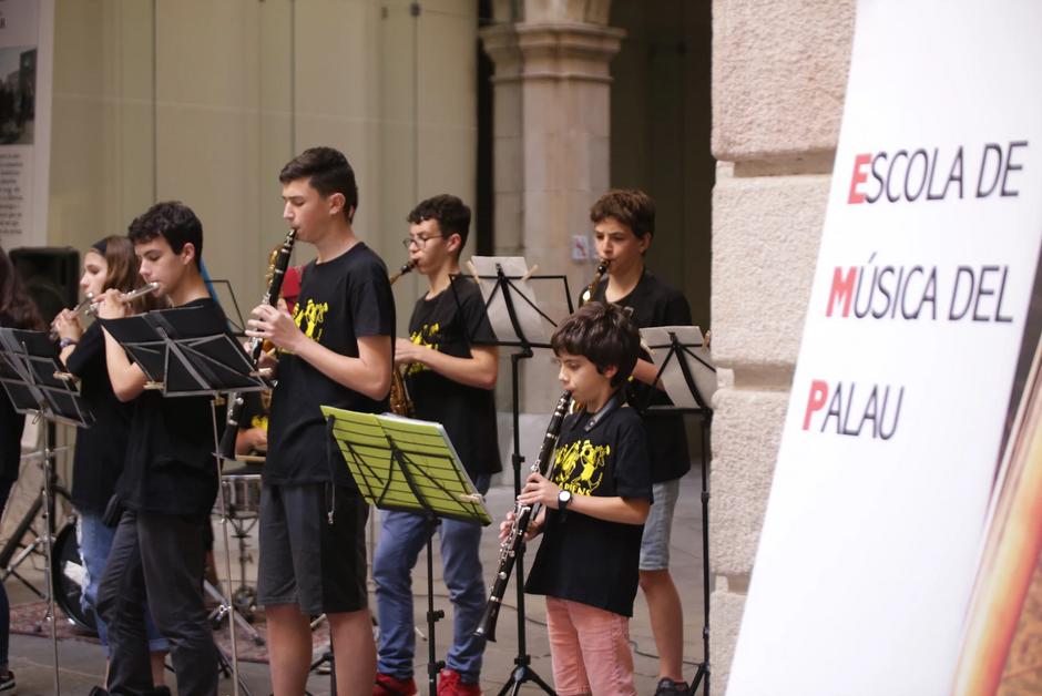 Concert de fi de curs dins el marc de l'activitat SIMFÒNIC