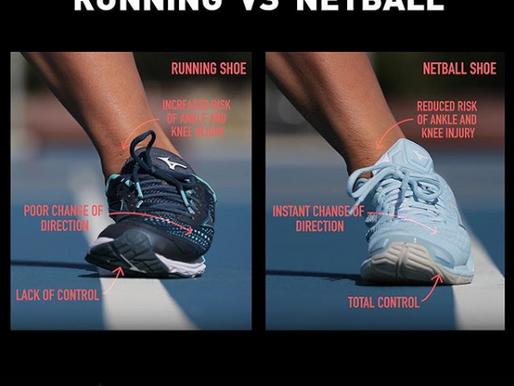 Maak de juist sportschoen keuze.