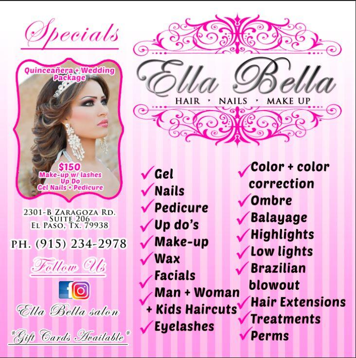 Home Ella Bella Beauty
