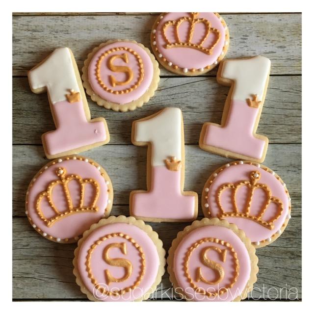 1st Birthday for a Princess