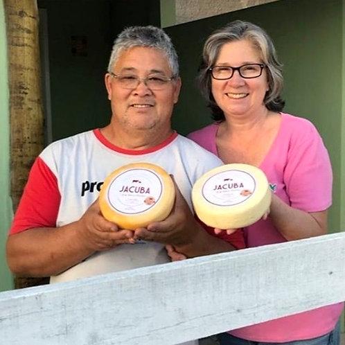Jacuba (5 a 9 queijos) - Campo das Vertentes