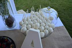 Engagement Party Dessert Table