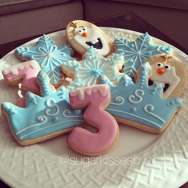 A Frozen 3rd Birthday