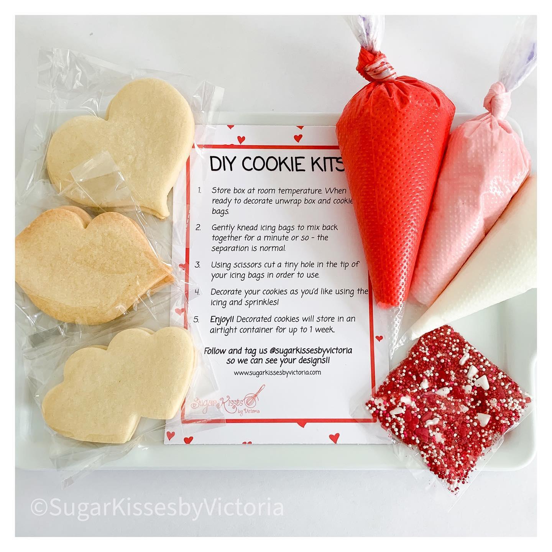 Valentine's Day DIY Kit