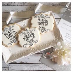 Hotel Bag Sugar Cookies