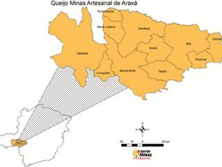 As Regiões Queijeiras de Minas Gerais