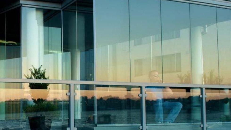 Innglassing av terrasse & balkong