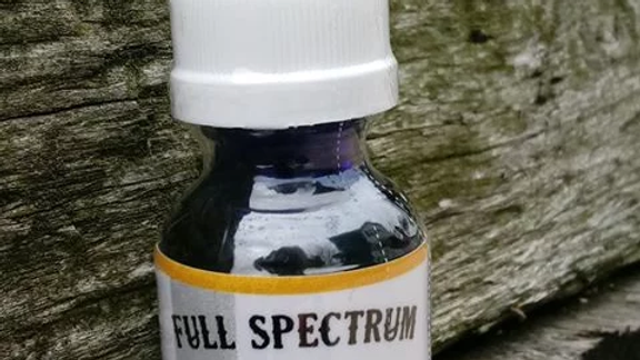 2500mg Full Spectrum CBD Hemp Oil