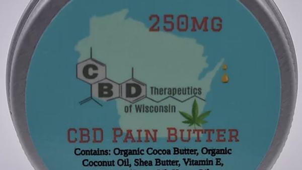 250mg CBD Pain Butter