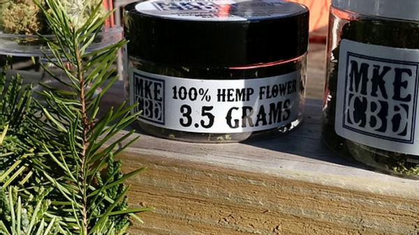 Fresh Hemp Flower Bud - 3.5 grams