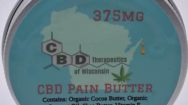 375mg CBD Pain Butter