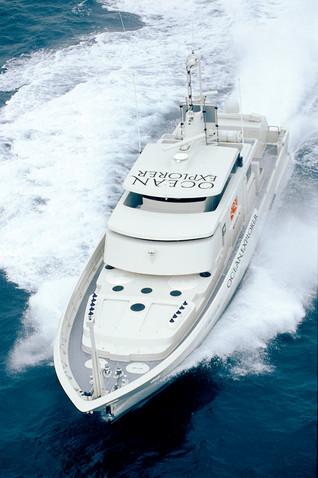 Ocean Explorer | Barco