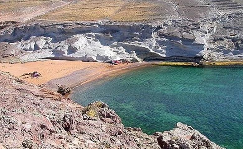 Ensenada Tras Forcas - Cabo de Gata