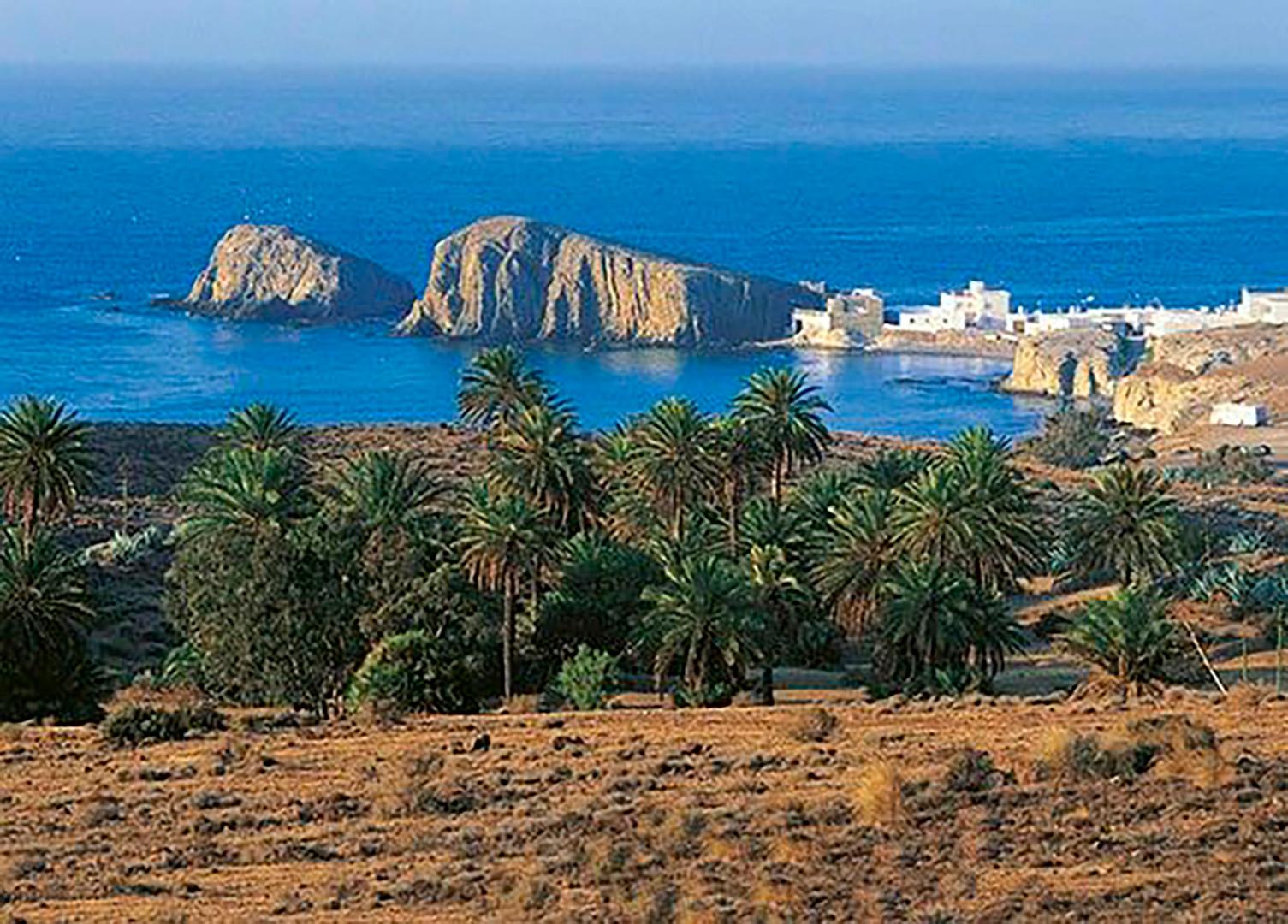 La Isleta del Moro - Cabo de Gata