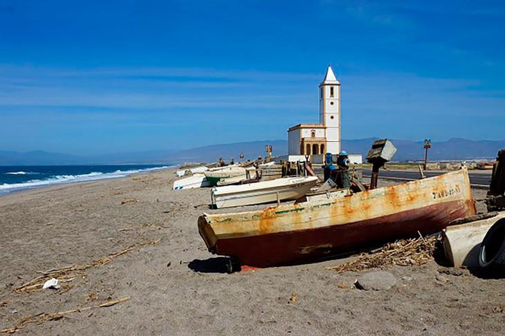 Las Salinas de Cabo de Gata · Ocean Experiences
