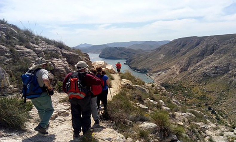 Ruta de los volcanes - Cabo de Gata