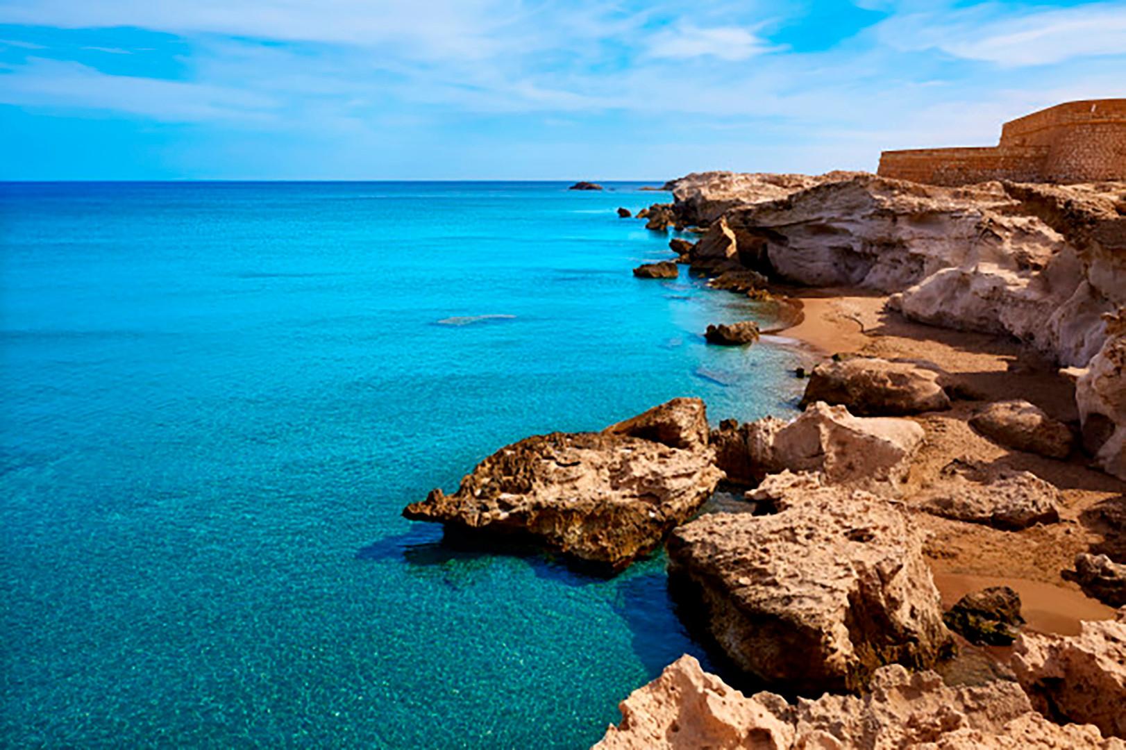 Los Escullos - Cabo de Gata