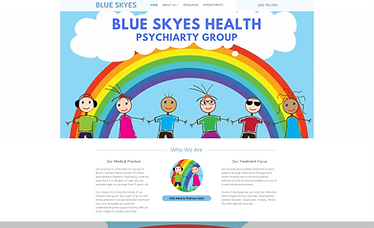 Blue Skyes Health