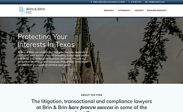 Brin and Brin LLC