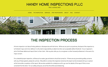 Handy Home Inspections