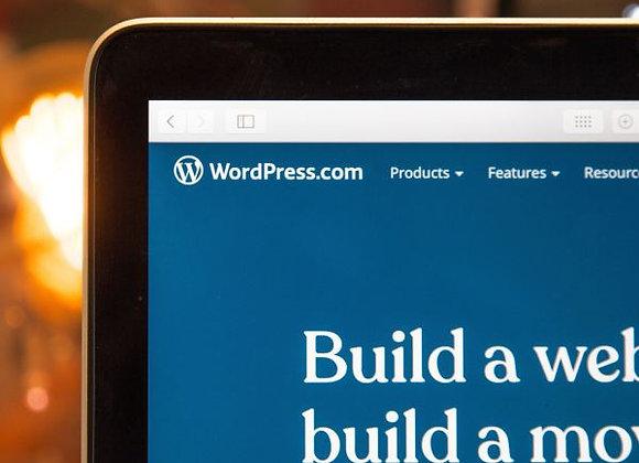 WordPress Website & Blog