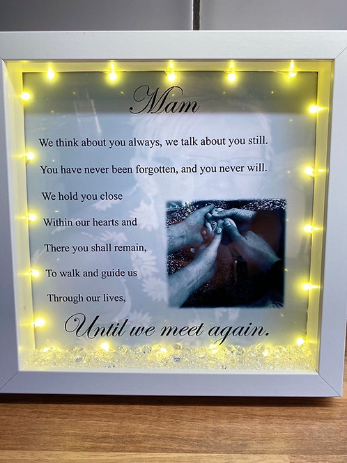 Personalised Memory Frame