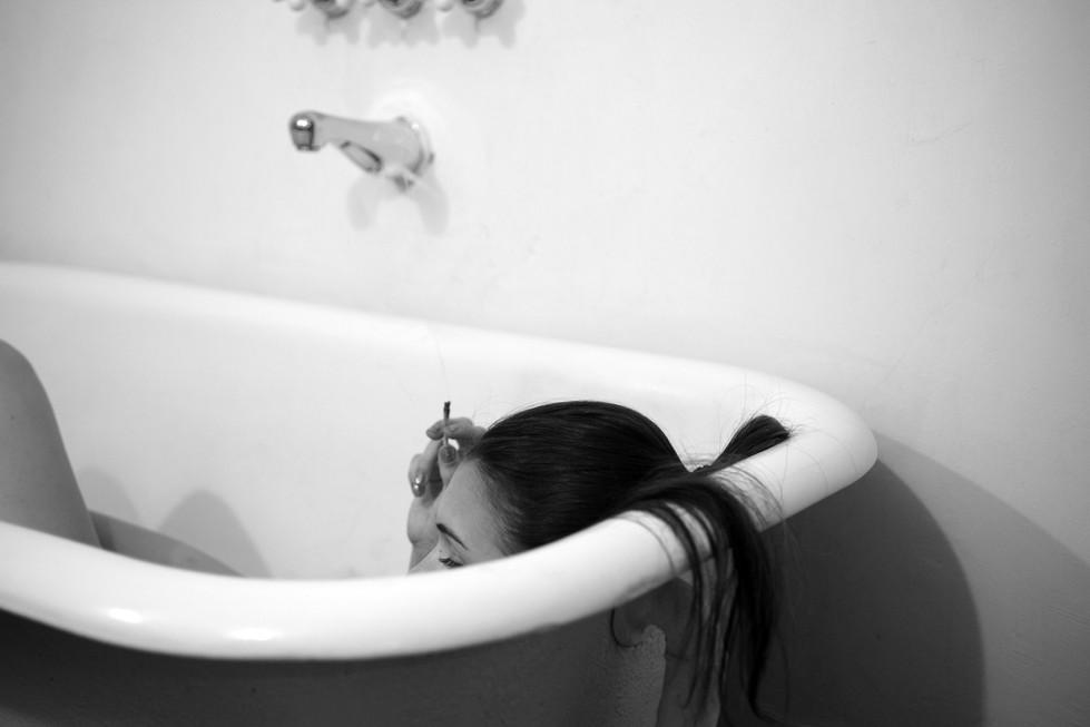 bañera inglesa