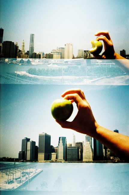 la gran manzana / the big apple