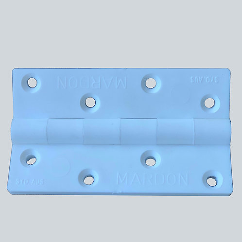 76mm Nylon Hinge with Stainless Steal Pin