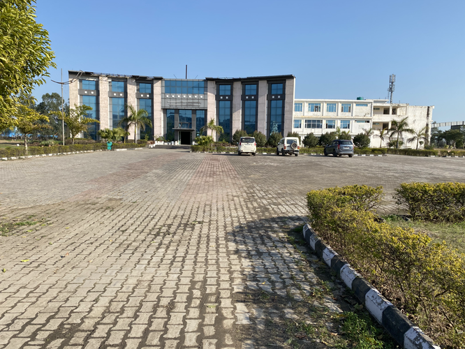 Front Office Building