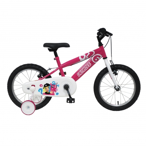 First Girls Bike