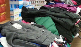 Community Partnerships Aid With New Coats