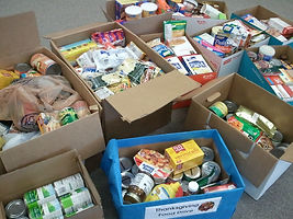 Please Support Employee Food Drives