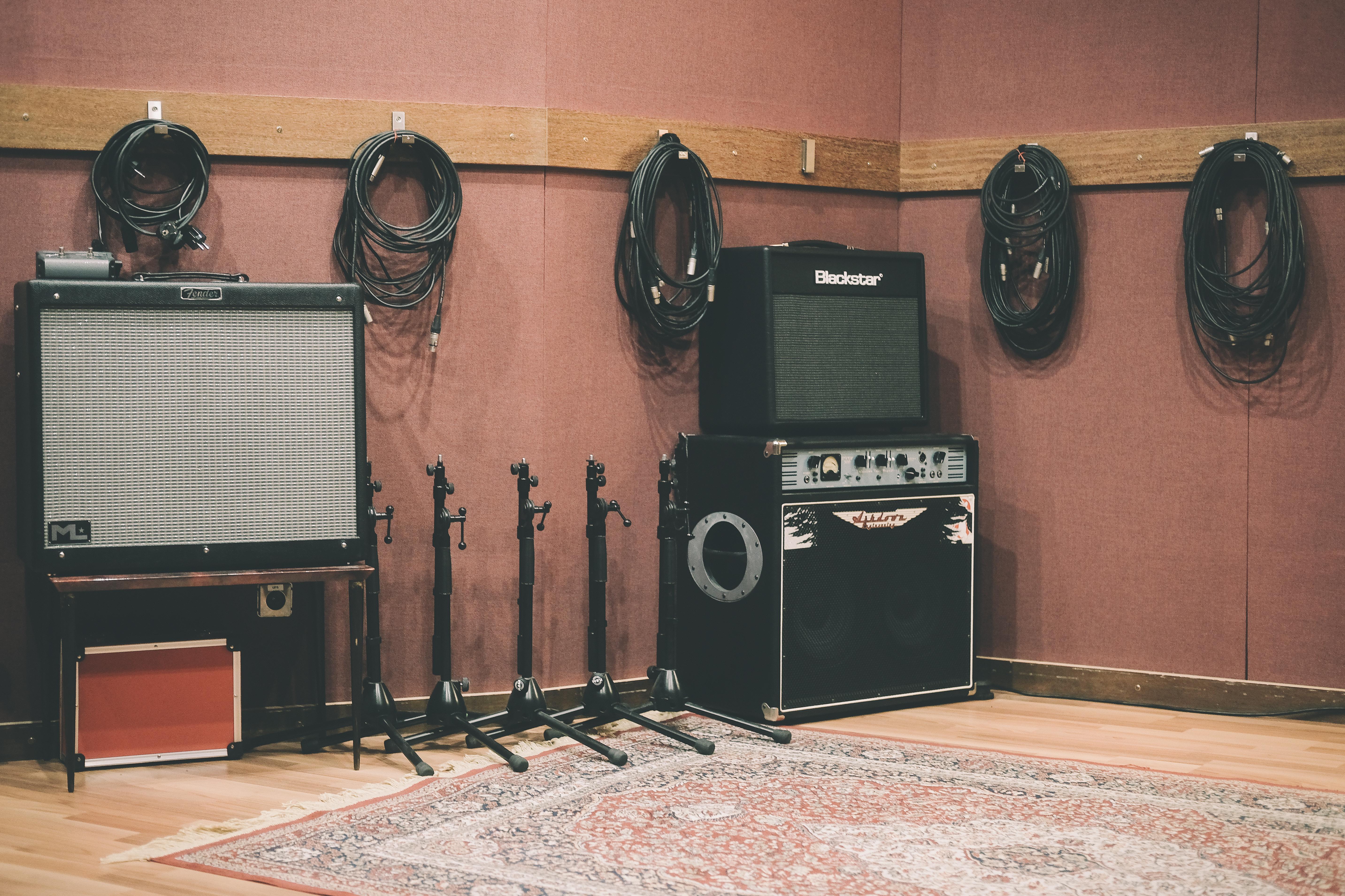 Sala Captação e Amps