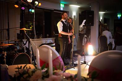 Bridgenorth Wedding Band