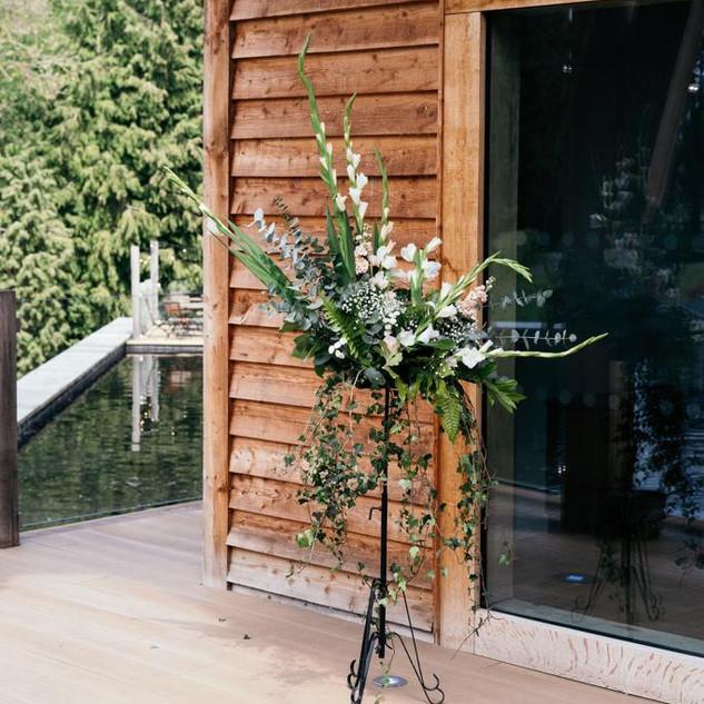 Wedding arrangment