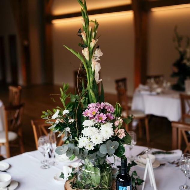 Centre Piece for wedding midlands