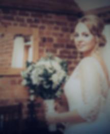 Bridal posy