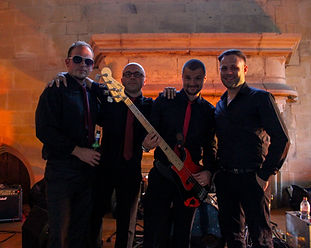 Stourbridge Wedding Band