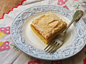 Damen Kabritzen, prăjitură şvăbească cu gem de caise